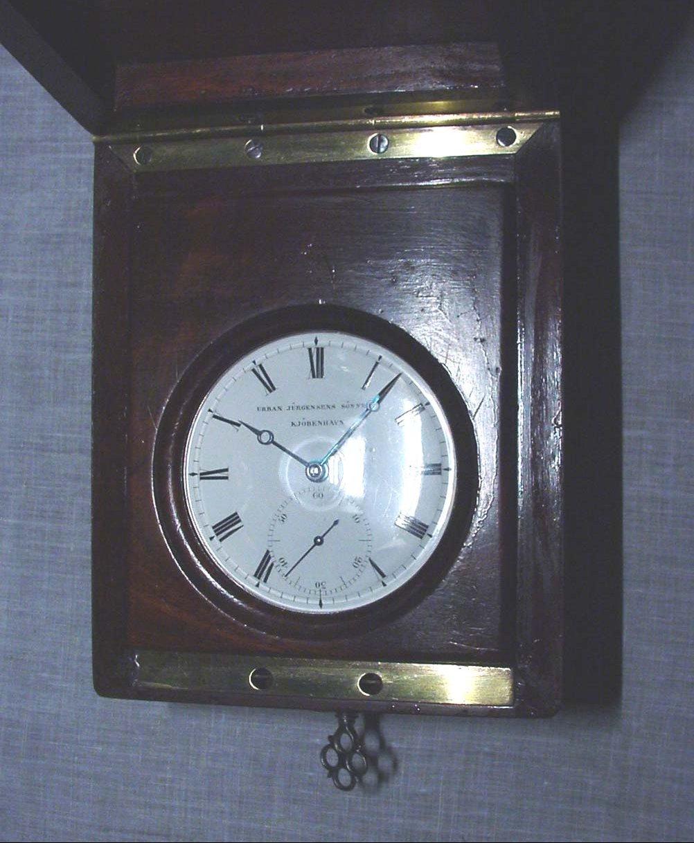 uh aktivit ten restaurierung restaurierung eines chronometers. Black Bedroom Furniture Sets. Home Design Ideas